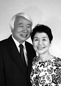 Ken and Yuriko Murakami